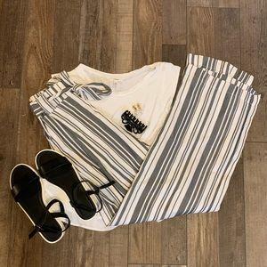 NWOT H&M Paperbag Pants